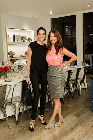 Lynda Murry And Mary Ann Murphy At The Rug Company And Farrow U0026 Ball Launch  Dinner, Los Angeles